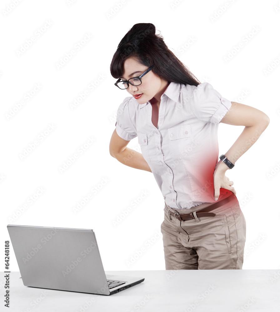 pijn in knie met traplopen