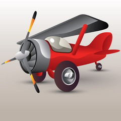 aircraft field plane