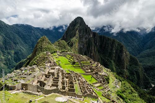 obraz PCV Machu Picchu