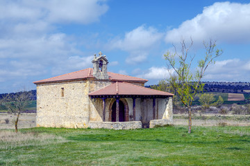 Chapel of the Santo Cristo in Villaciervos