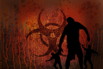 biohazard rusty zombies