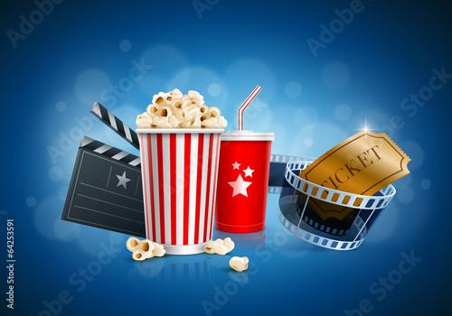 Cinema concept - 64253591