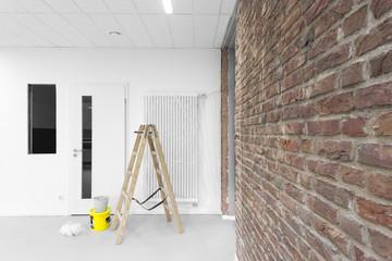 Renovierung © Matthias Buehner