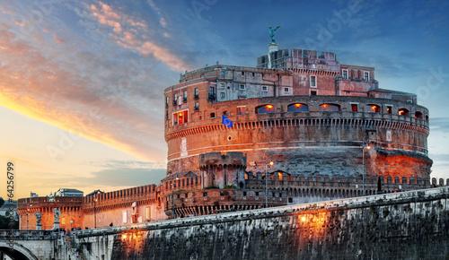 Angelo Castel - Rome, Italy - 64256799
