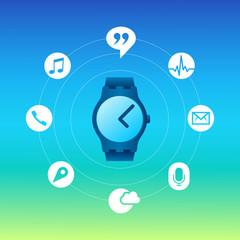 montre connectée - smart watch - 10