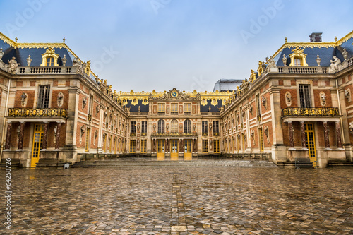 Foto op Canvas Parijs Versailles Castle, France