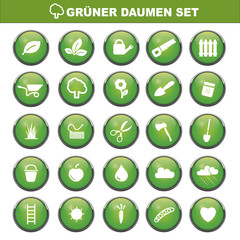 Grüner Daumen Set