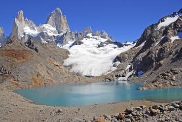 The Fitz Roy Massif, Patagonia Argentina