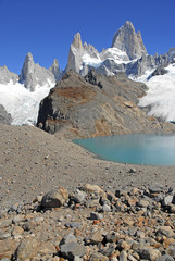 The Fitz Roy Massif, Patagonia, Argentina