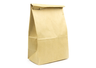 recycle brown paper bag