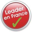 bouton leader en France