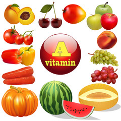 vitamin a  herbal products The origin of the