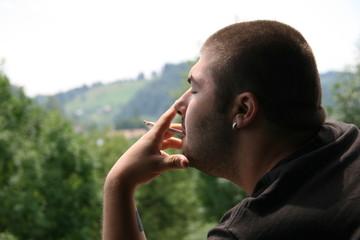 Male Smoking