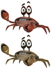 Toon Crab