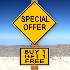 Special offer - free