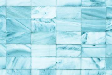 Losas de Marmol en tono Azul