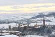 ������, ������: castelvetro di modena paesaggio invernale
