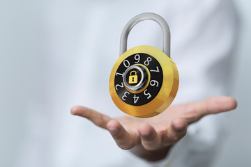 hand lock