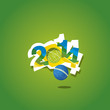 Brazil 2014 start the World Cup