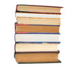 books in profile