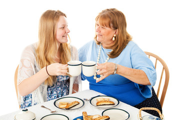 Tea Party For Mothers Day