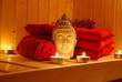 Spa mit Buddha