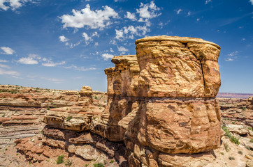 Needles District in Canyonland National Park