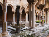 Monreale Cathedral - The cloister
