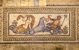 Mosaic of Poseidon and Amphititre