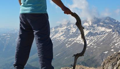 zirvelerin üstünde&başarılı tırmanış