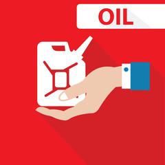 Oil Concept,vector