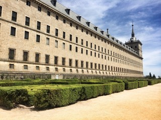 El Escorial, Madrid, Spain