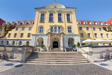 Rathaus von Herford, Deutschland