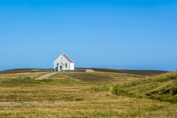 Remote Island Church
