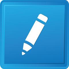 Pencil symbol,vector