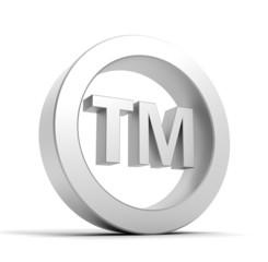 TM trade mark symbol