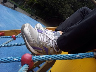 Sui giochi al parco