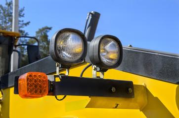 Lights vehicle