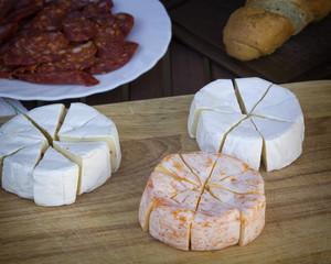Hermelin cheese