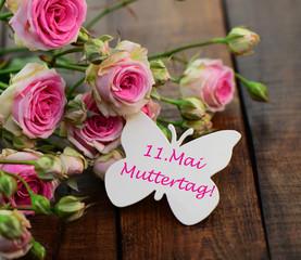 Alles Liebe zum Muttertag !