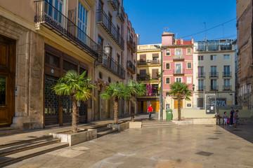 Valencia, Altstadt