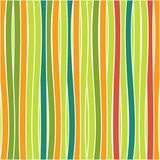 Fototapety Seamless colorful striped wave background