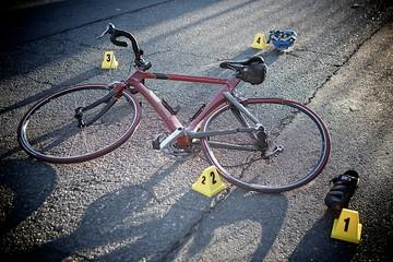 Bike Crime Scenes