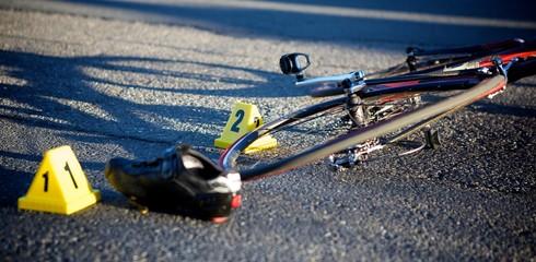 Bike Crime Scene