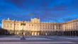 Evening view of Royal Palace