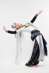Oriental dansing girl