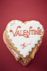Heart Cookie