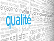 "Nuage de Tags ""QUALITE"" (qualité service satisfaction clients)"