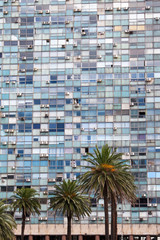 Montevideo City Apartment Block
