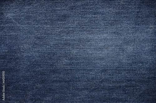 Fotobehang Stof blue jeans texture